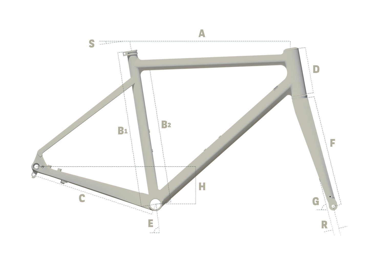 geometrie kit cadre